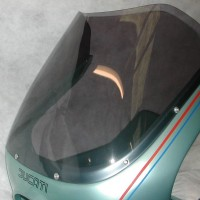 Ducati 900 S2 Screen - Light Tint