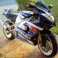 Suzuki GSX R 1000 00-02