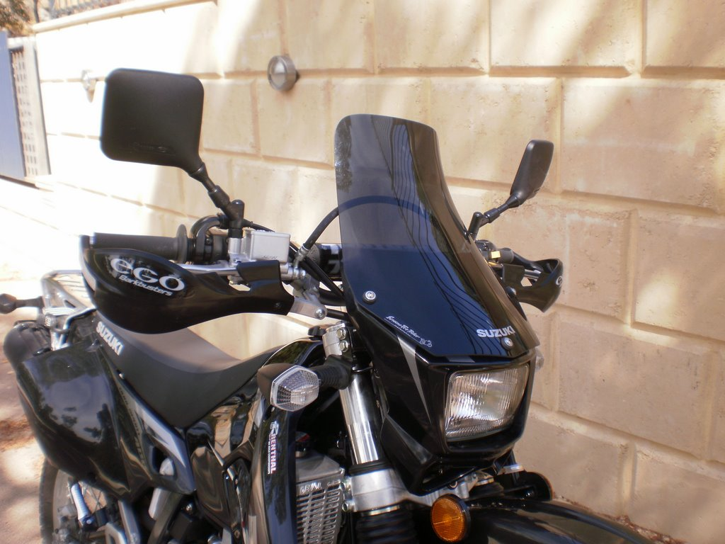 Suzuki Drz 400 171 Screens For Bikes