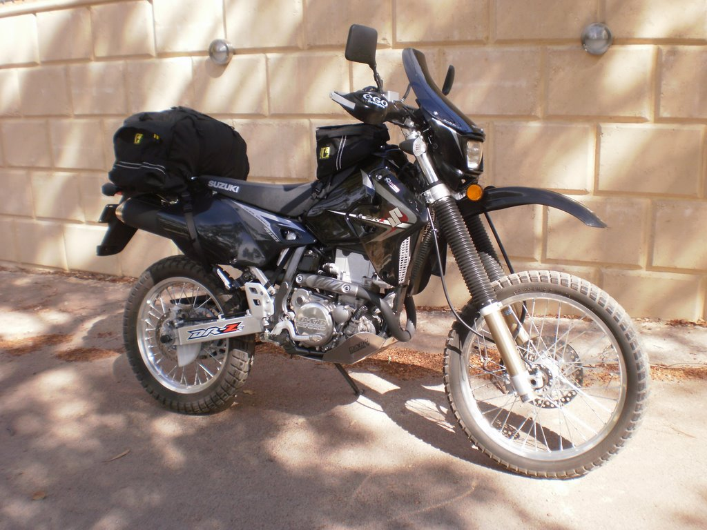 Suzuki Drz 400 171 Screens For Bikes