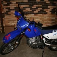 Suzuki DR 650 96-18