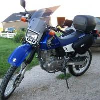 Suzuki DR 200 96-13
