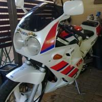 Yamaha FZR 250 2KR 87-88
