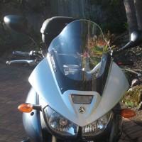 Yamaha TDM 900 02-13