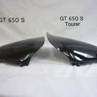 Hyosung GT 650 S 05-13