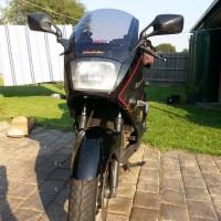 Kawasaki GPX 750 87-91