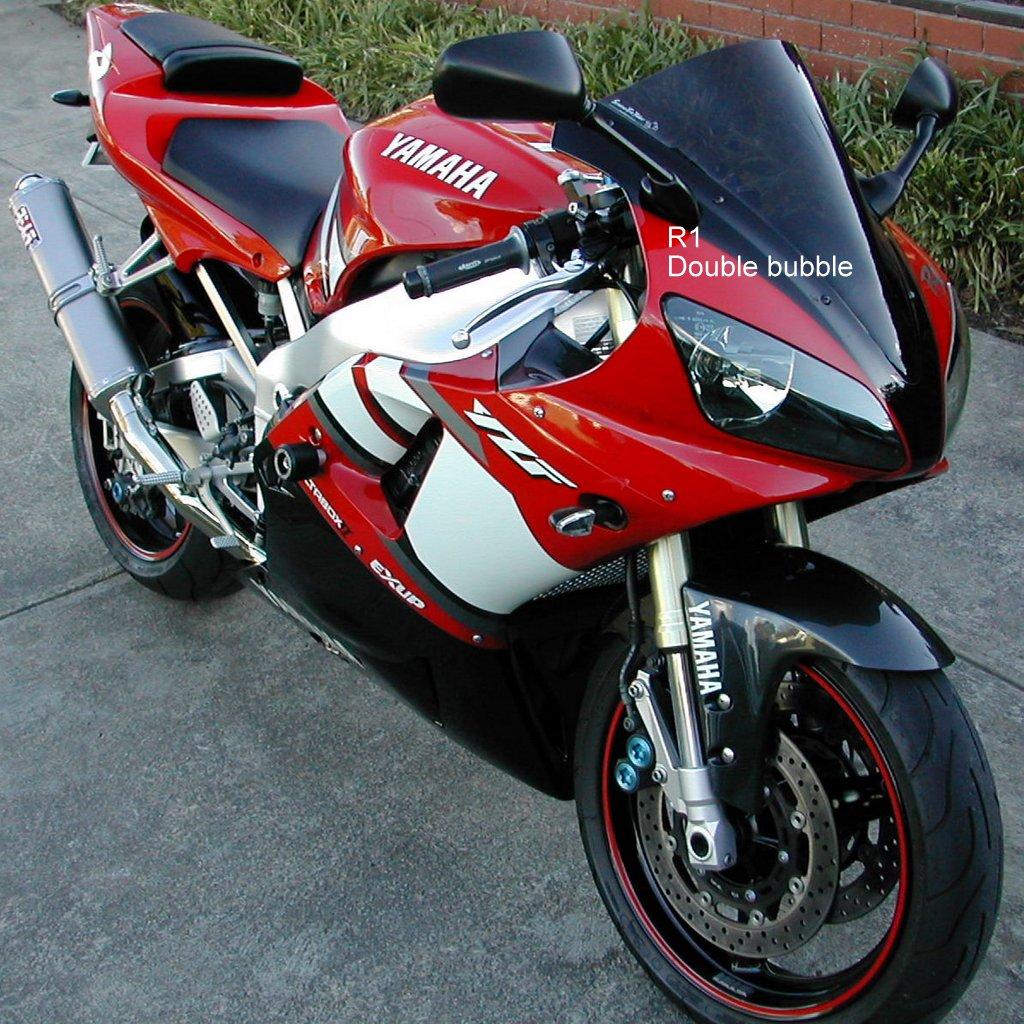 Yamaha yzf r1 00 01 screens for bikes for 01 yamaha r1