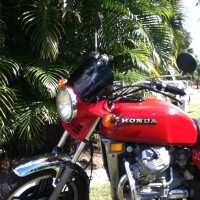 Honda CX 500 78-83