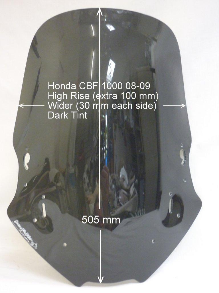 Honda Cbf 1000 06 09 171 Screens For Bikes