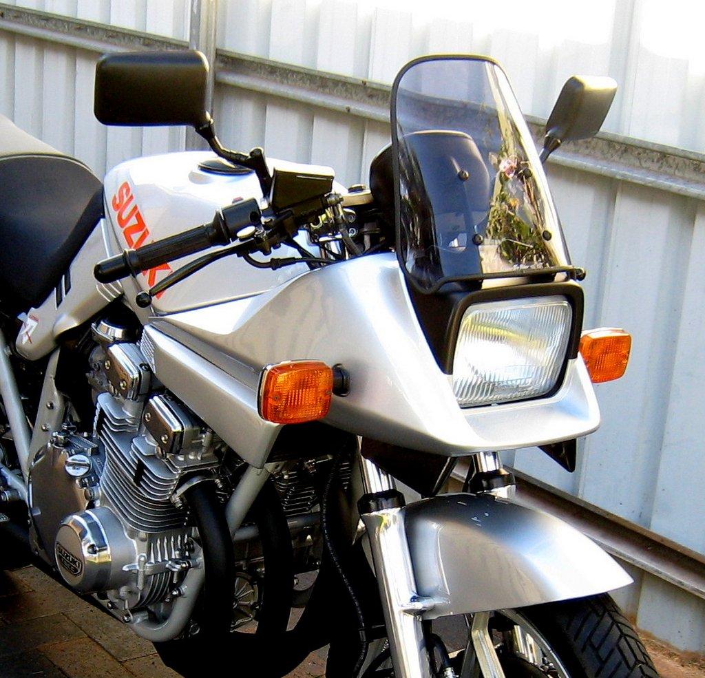 94 Suzuki Consumer Ratings: Suzuki GSX 1100 81-94 Katana « Screens For Bikes