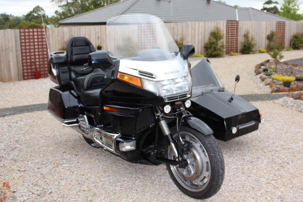 honda gl 1500 goldwing 88 99 screens for bikes. Black Bedroom Furniture Sets. Home Design Ideas