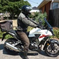 Honda CB 500 X 13-