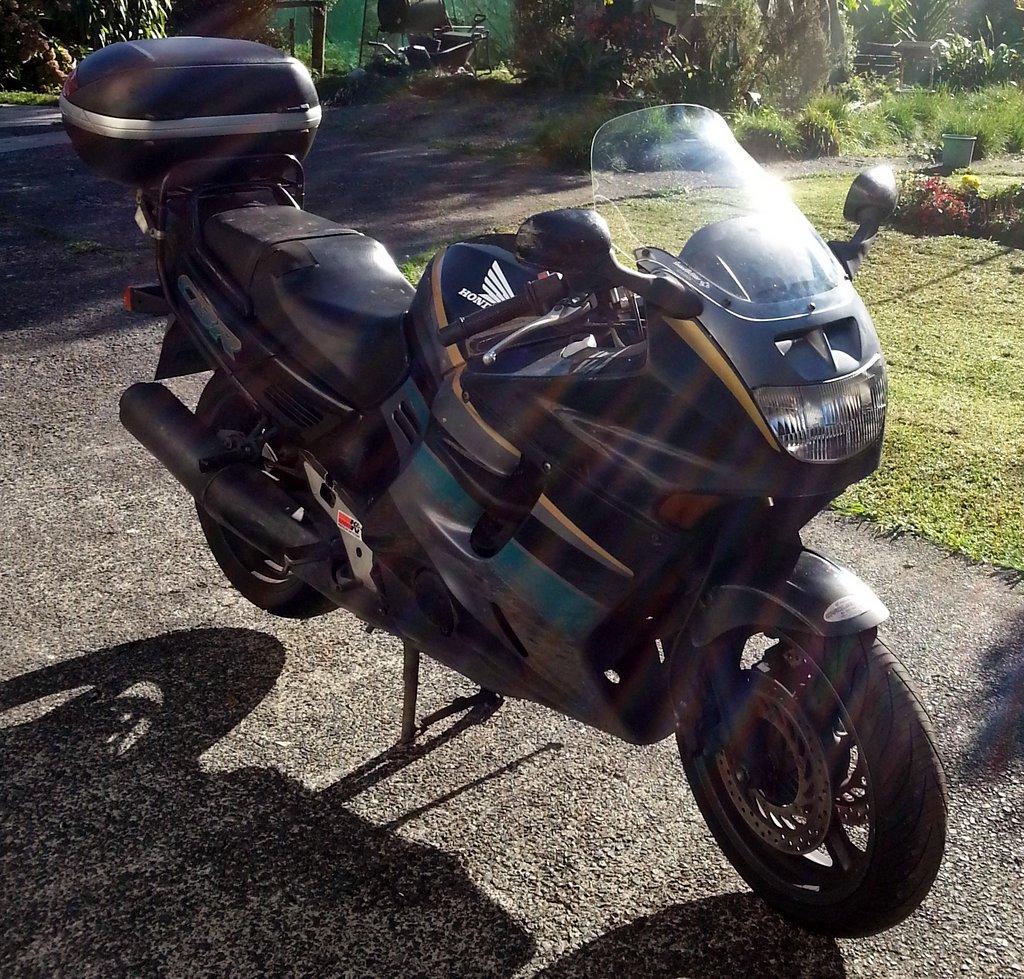 Honda CBR 1000 F 93 99 Screens For Bikes