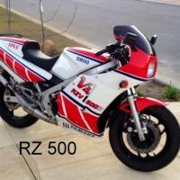 Yamaha RZ 500 85-90