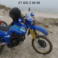 Yamaha XT 600 Z 86-88 Tenere