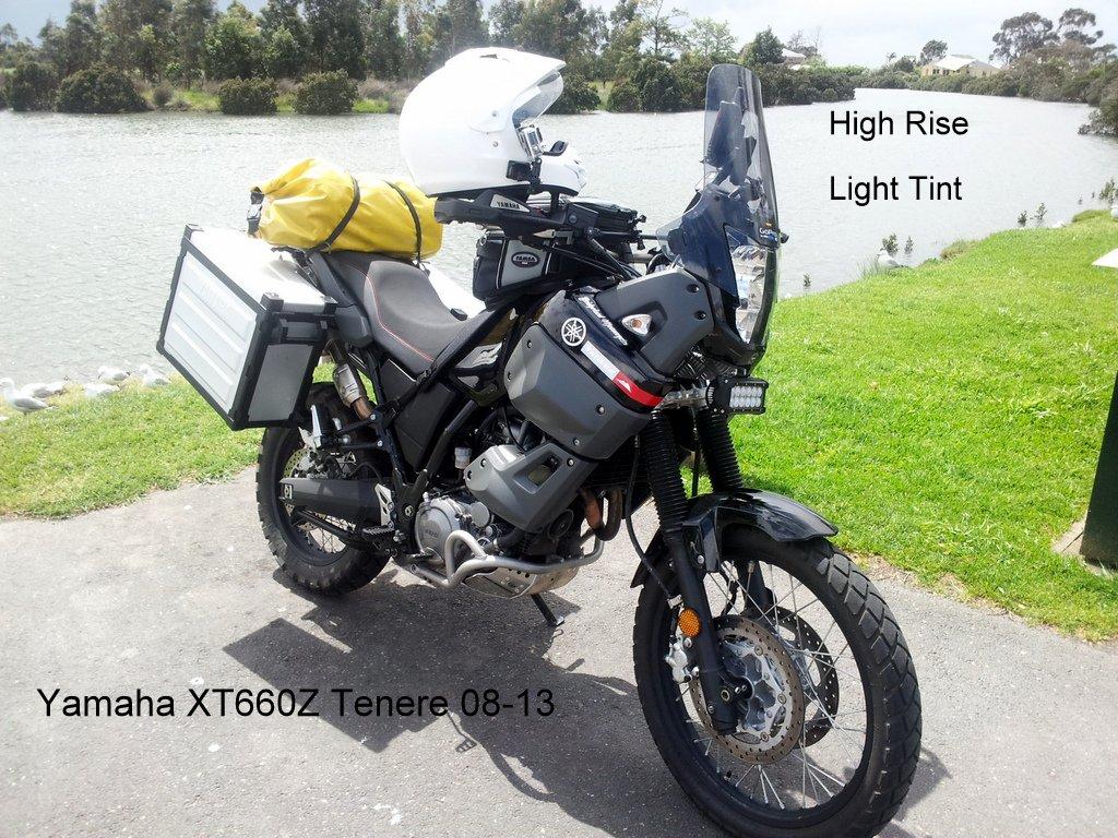 Yamaha Xt 660 Z Tenere 08 15 171 Screens For Bikes