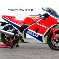 Honda VF 1000 R 84-85