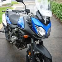 Suzuki DL 650 V Strom 2011-  (Givi product)