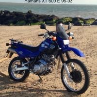 Yamaha XT 600 E 96-03