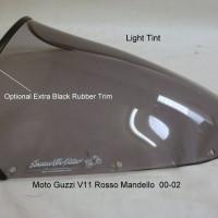Moto Guzzi  V11 Rosso Mandello  00-02
