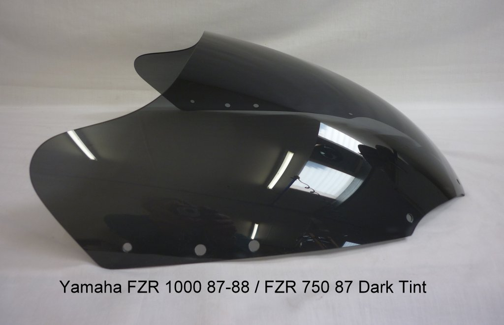 Yamaha fzr 1000 87 88 screens for bikes for Yamaha capital one customer service