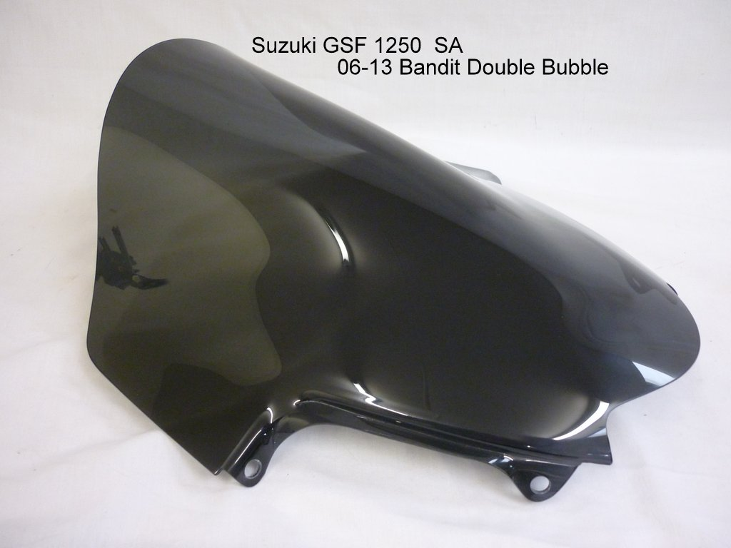 suzuki gsf 1250 sa 06 13 bandit screens for bikes. Black Bedroom Furniture Sets. Home Design Ideas