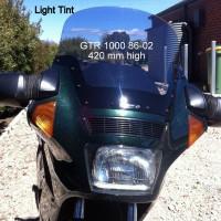 Kawasaki GTR 1000 86-02