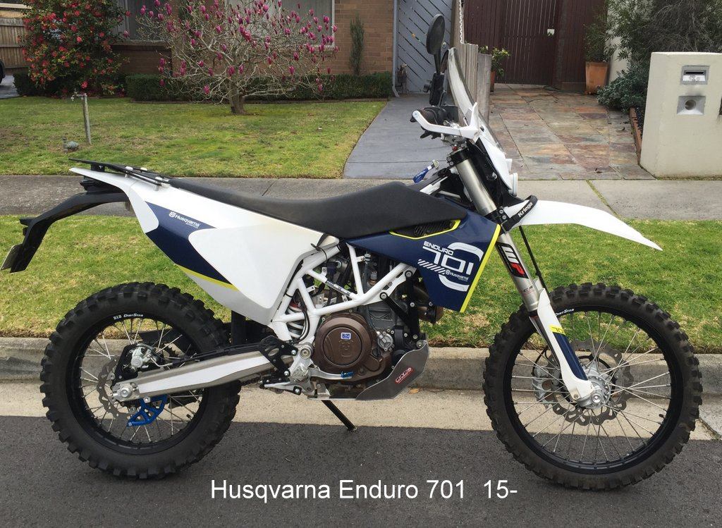 Husqvarna 701 2015 171 Screens For Bikes