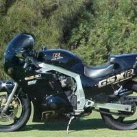 Suzuki GSX R 750 F.G.H. 85-87